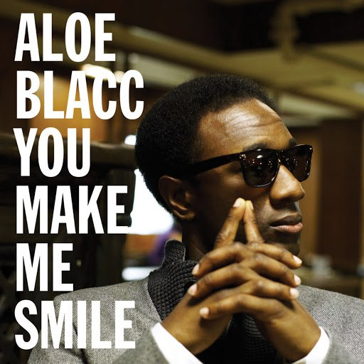 "Aloe Blacc альбом You Make Me Smile 12"""