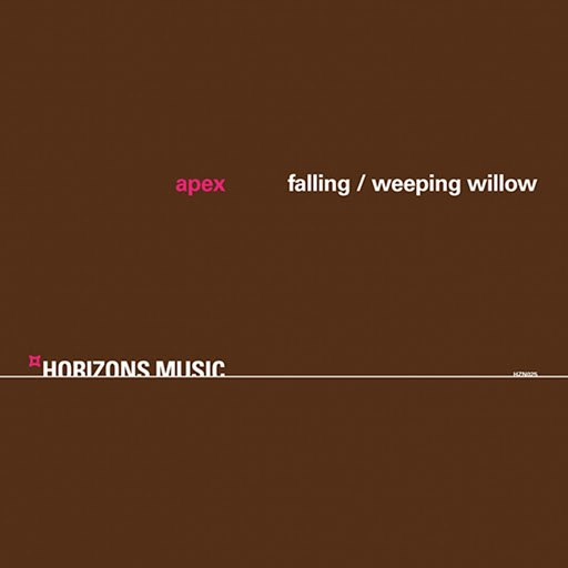 Apex альбом Fallin/Weeping Willow