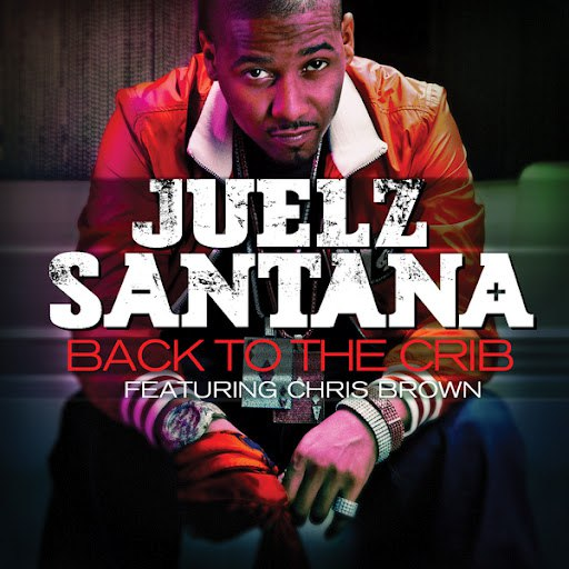 Juelz Santana альбом Back To The Crib