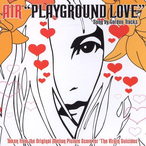 Air альбом Playground Love