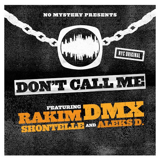 DMX альбом No Mystery Presents: Don't Call Me