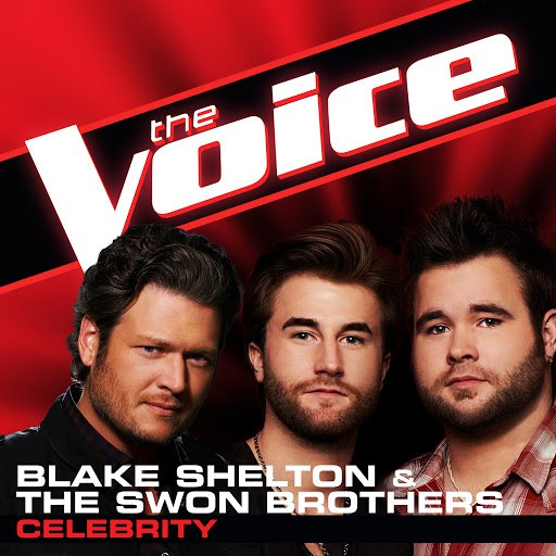 Blake Shelton альбом Celebrity (The Voice Performance)