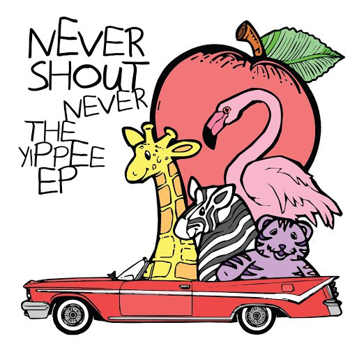 Never Shout Never альбом The Yippee EP