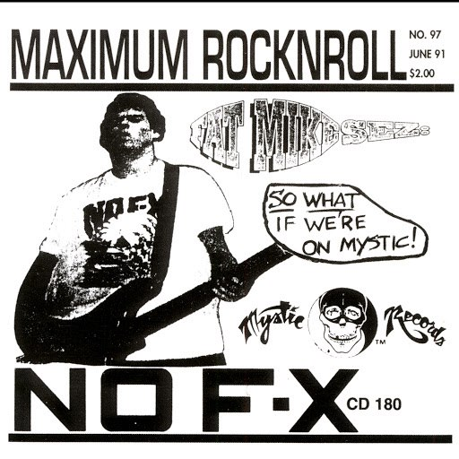 NoFX альбом Maximum Rocknroll (E Is for Everything)