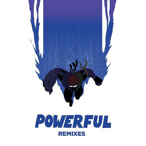 Major Lazer альбом Powerful (Remixes)