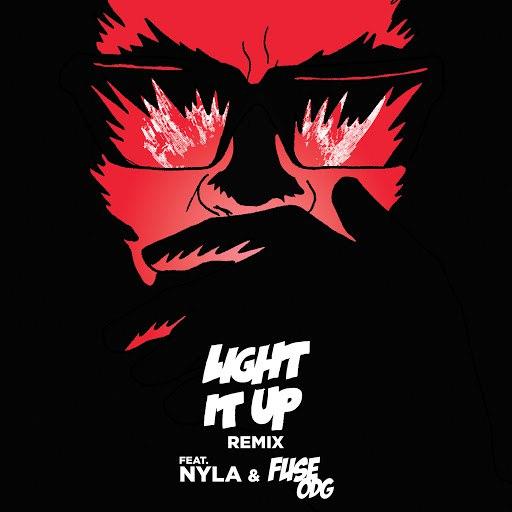 Major Lazer альбом Light It Up (Remix) [feat. Nyla & Fuse ODG]