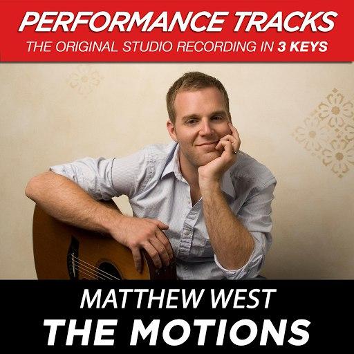 Matthew West альбом The Motions (Performance Tracks) - EP