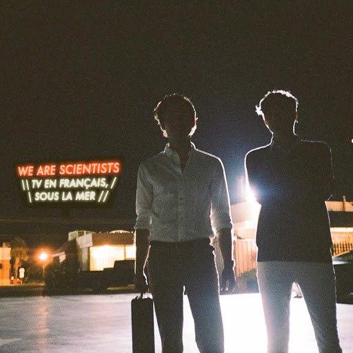 We Are Scientists альбом TV En Francais- Sous La Mer