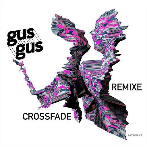 GusGus альбом Crossfade Remixe