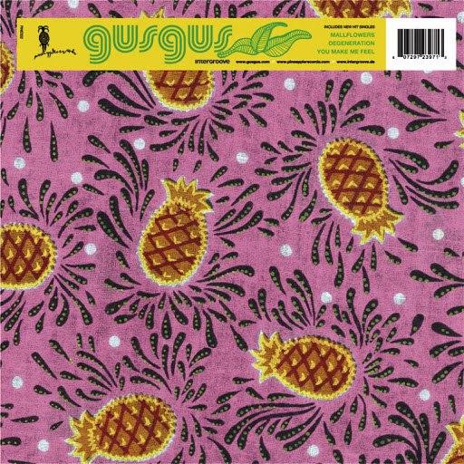 GusGus альбом Mallflowers/You Make Me Feel/Degeneration