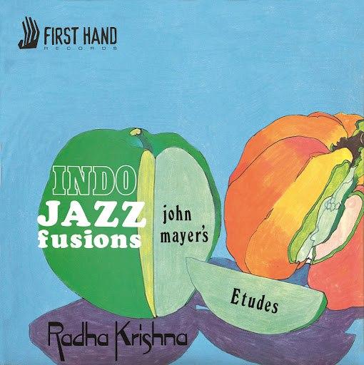 John Mayer альбом John Mayer: Etudes & Radha Krishna