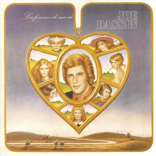 Joe Dassin альбом Les femmes de ma vie