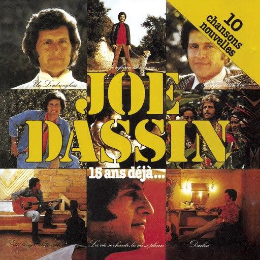 Joe Dassin альбом 15 ans déjà