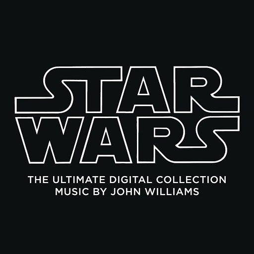 John Williams альбом Star Wars - The Ultimate Digital Collection