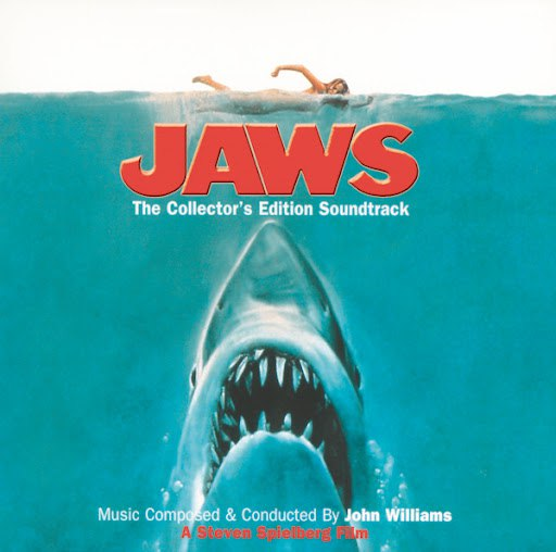John Williams альбом Jaws (The Collector's Edition Soundtrack)