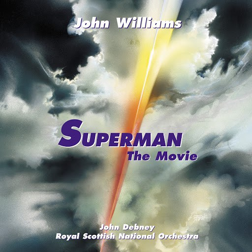 John Williams альбом Superman: The Movie (Original Motion Picture Score)