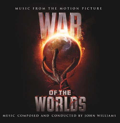 John Williams альбом War of the Worlds (Soundtrack)