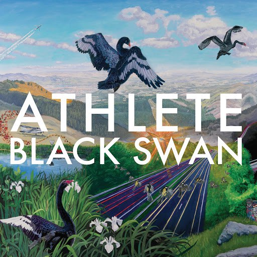 Athlete альбом Black Swan (All BPs Version)