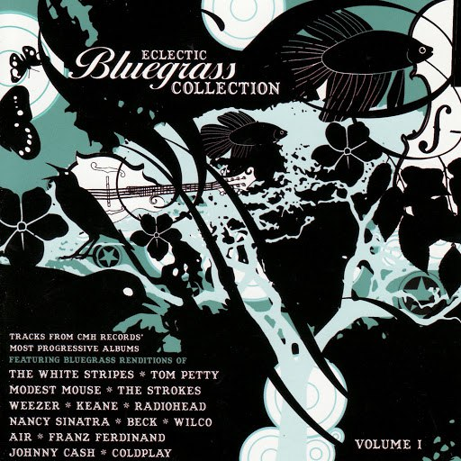 Pickin' On Series альбом Eclectic Bluegrass Collection