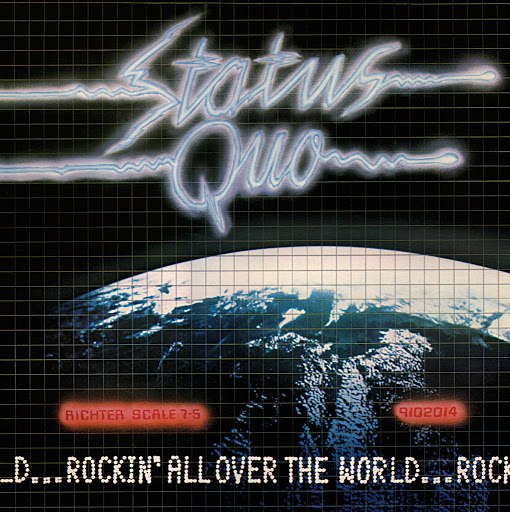 Status Quo альбом Rockin' All Over The World