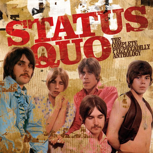 Status Quo альбом The Complete Pye/Piccadilly Anthology