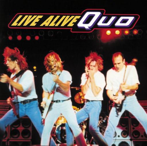 Status Quo альбом Live Alive Quo