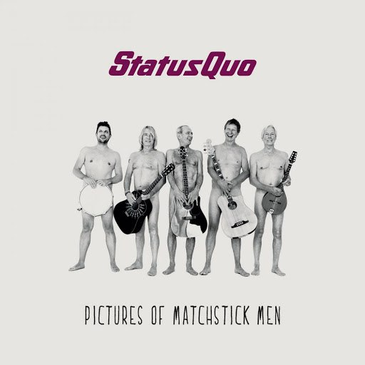 Status Quo альбом Pictures of Matchstick Men