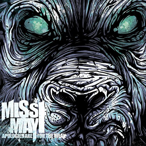 Miss May I альбом Apologies Are For The Weak
