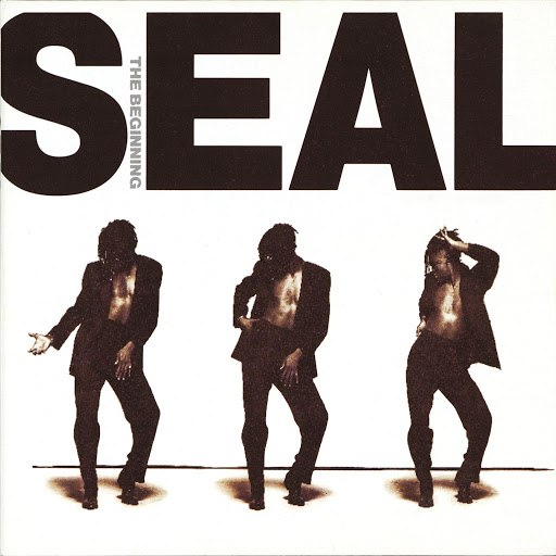 Seal альбом The Beginning (CD Maxi Single 40200)