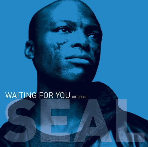"Seal альбом Waiting For You (7""/CD Single-16574)"