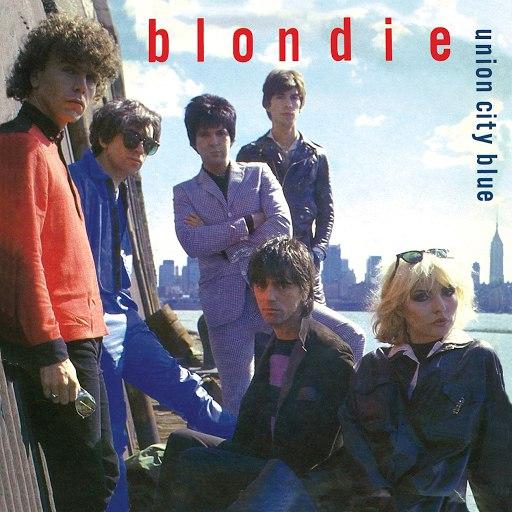 Blondie альбом Union City Blue (Digital EP)