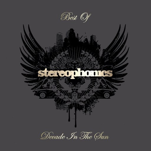 Stereophonics альбом Decade In The Sun - Best of Stereophonics (Deluxe Version)