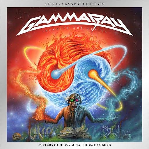 Gamma Ray альбом Insanity And Genius (Anniversary Edition)