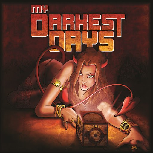 My Darkest Days альбом My Darkest Days