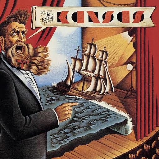 Kansas альбом The Best Of Kansas