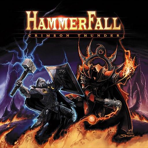 HammerFall альбом Crimson Thunder