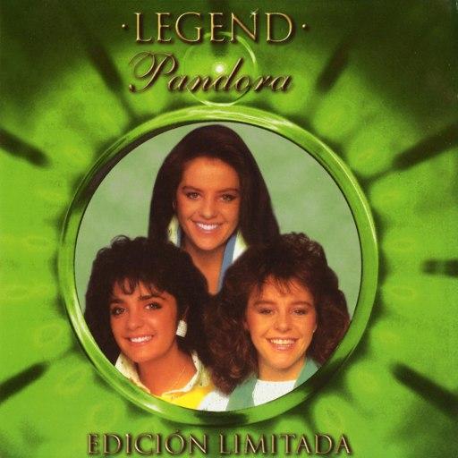 Pandora альбом Legend