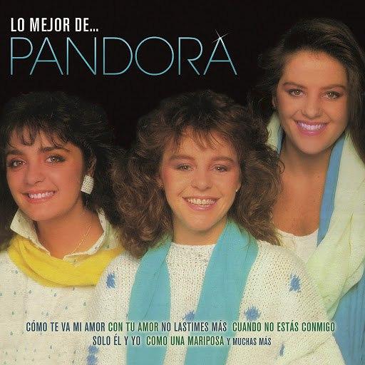 Pandora альбом Lo Mejor De...