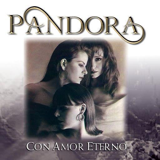 Pandora альбом Con Amor Eterno