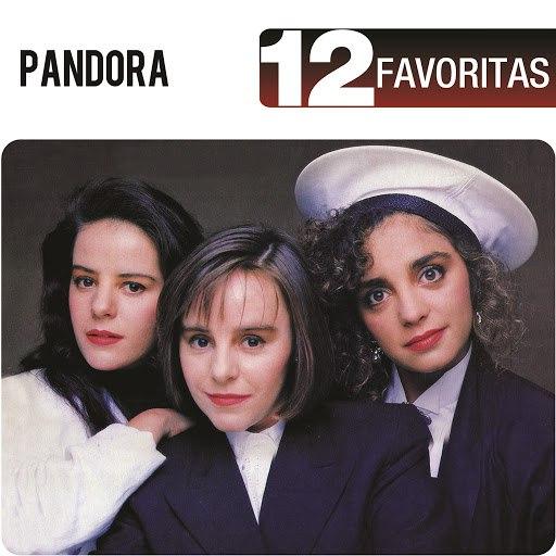 Pandora альбом 12 Favoritas