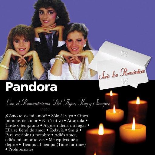 Pandora альбом Románticos