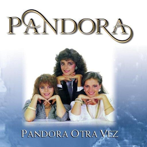 Pandora альбом Otra Vez
