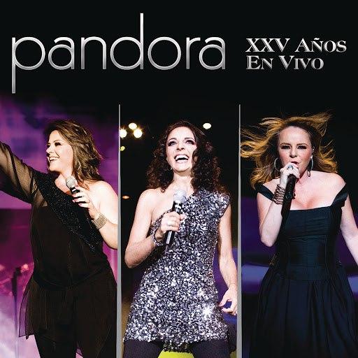 Pandora альбом Pandora XXV Años En Vivo
