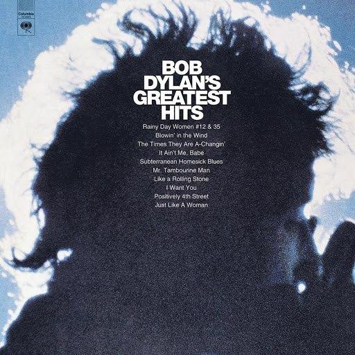 Bob Dylan альбом Bob Dylan's Greatest Hits