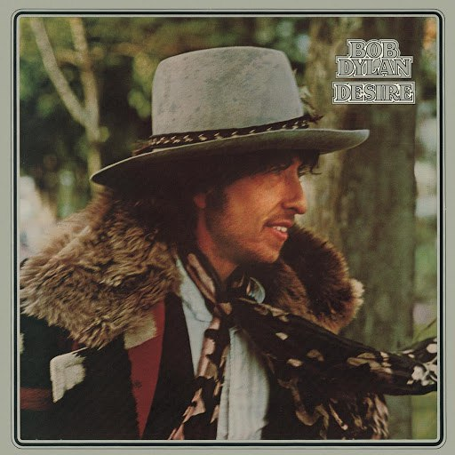 Bob Dylan альбом Desire