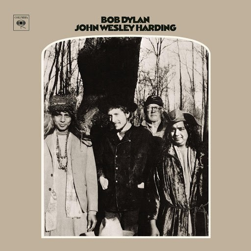 Bob Dylan альбом John Wesley Harding