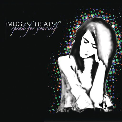 Imogen Heap альбом Speak for Yourself (Deluxe Version)