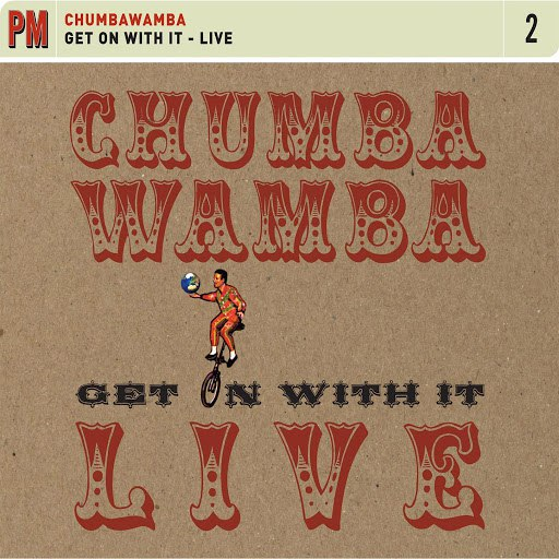 Chumbawamba альбом Get On With It: Live