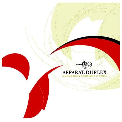 Apparat альбом Duplex