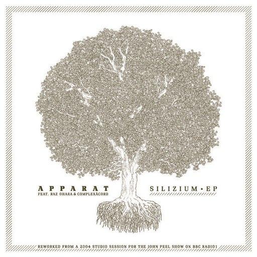 Apparat альбом Silizium